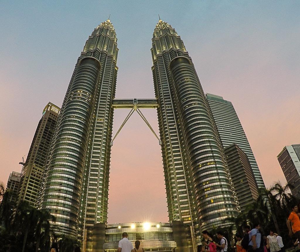 Travel tips for one day in Kuala Lumpur, Malaysia.