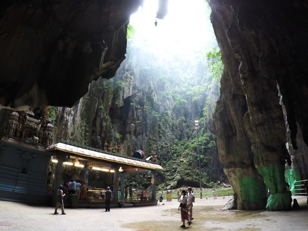 First thing you should do in KL is to visit the Batu Cave inside, than you can enjoy your day in Kuala Lumpur.