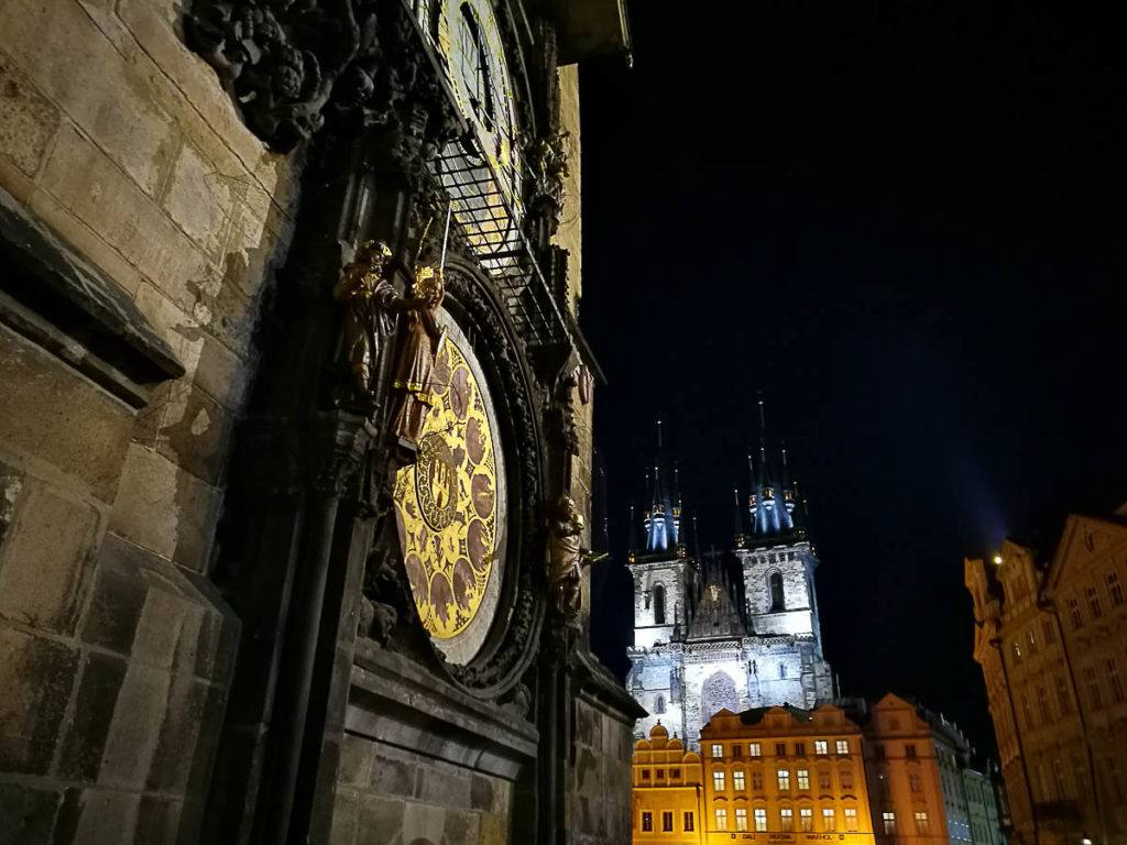 One of the top things to do in Prague is visit the Old Town, do it during day and night time.