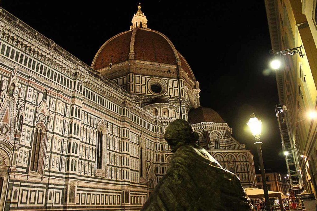 The Duomo is one of Florence symbols. A stunning masterpiece that deserves to be on your one day in Florence itinerary.
