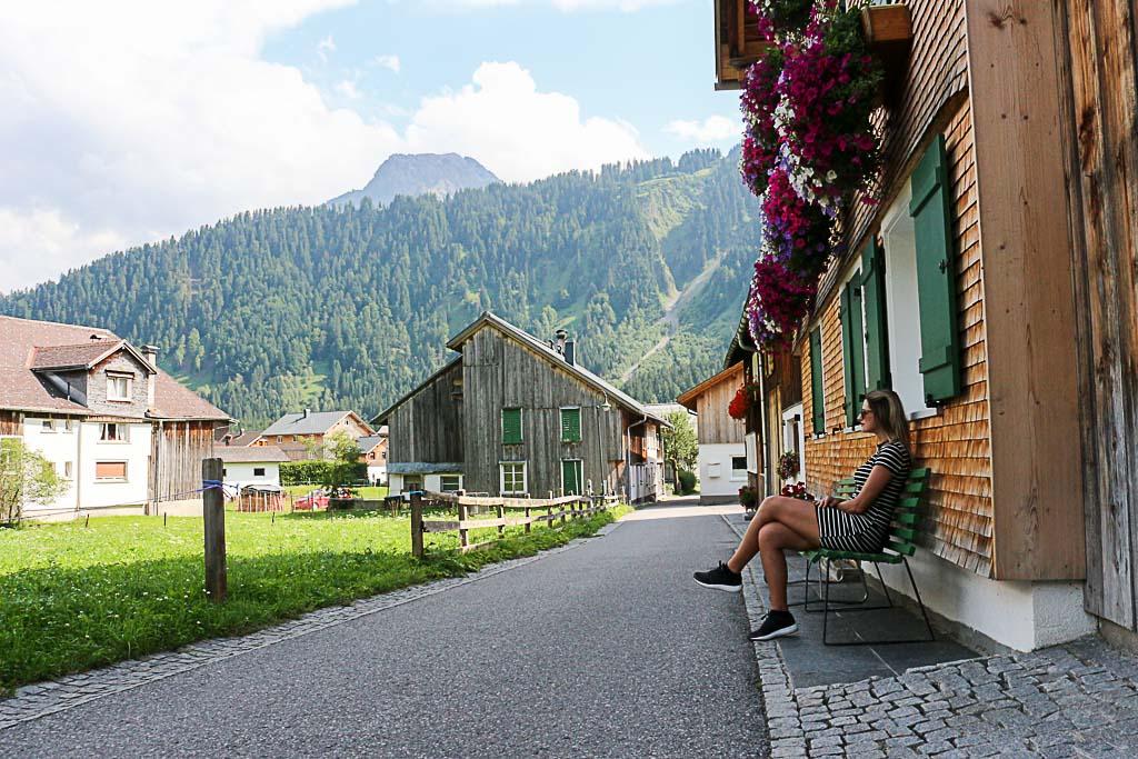 Things to do in Bregenzerwald, Vorarlberg in summer