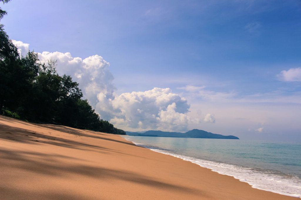 Phuket is the perfect place for Ironman Thailand, the island is stunning and you can combine triathlon with holidays.