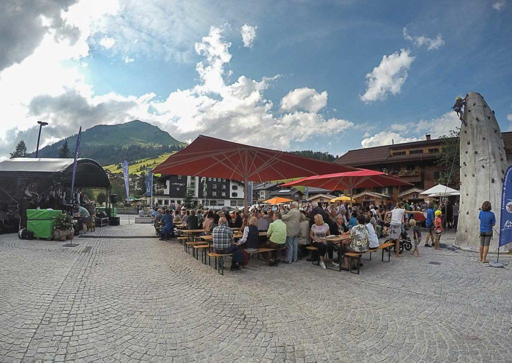 Keep an eye on the festival schedule, one of the best things to do in Lech is to join the town celebrations and drink a lot of beer.