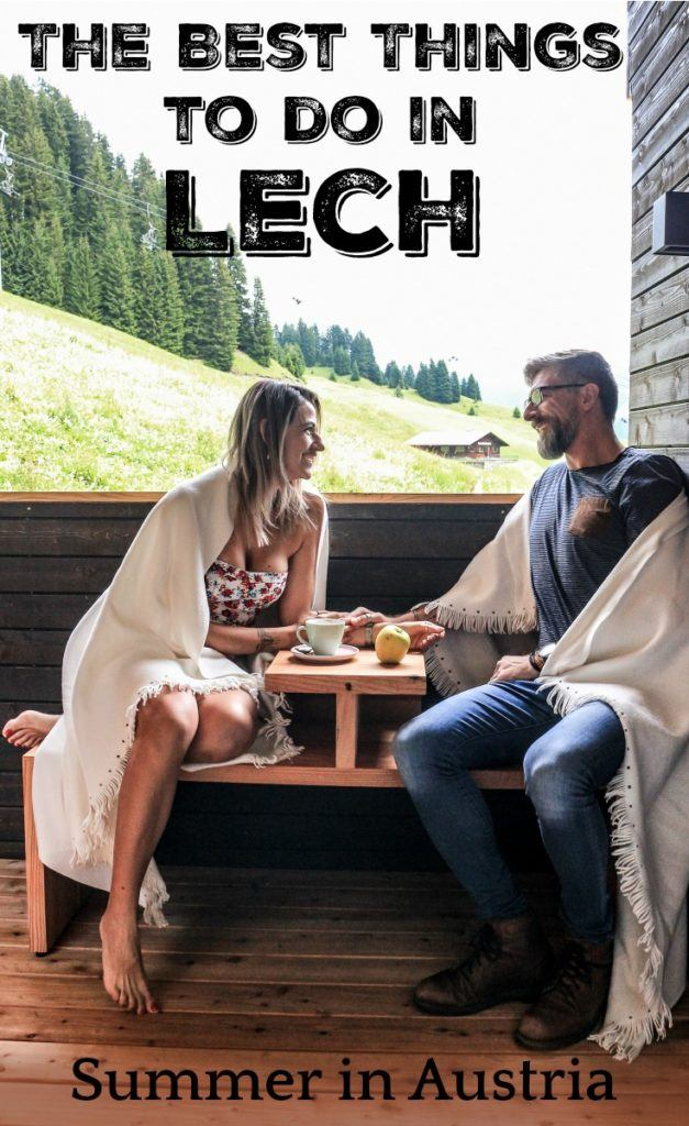 Discover the beauty and the cool things to do in Lech during summer time. This mountain village in Vorarlberg region is one of the best destination to enjoy the summer in Austria.