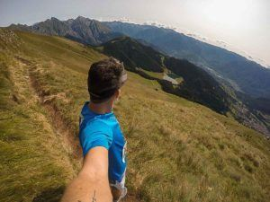 If you like to run one of the top things to do in Borno is to race the San Fermo Trail.