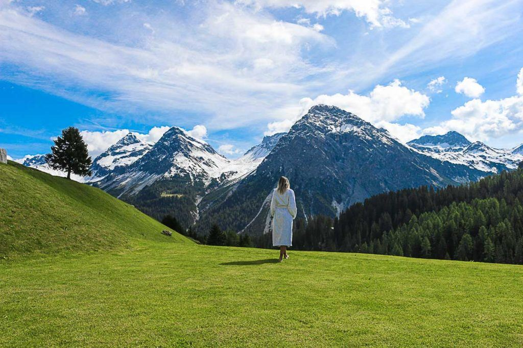 Nature and luxury stay are some of the best things to do in Arosa Summer.