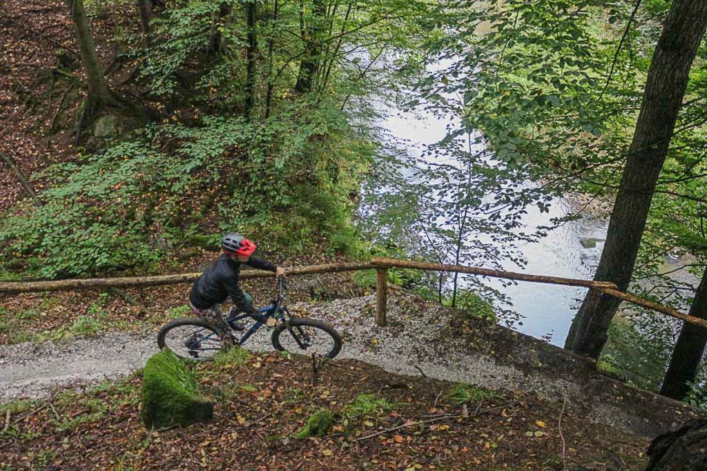 If you travel to Jeseníky Mountains you must try mountain bike is an experience like no other in the Czech Republic.