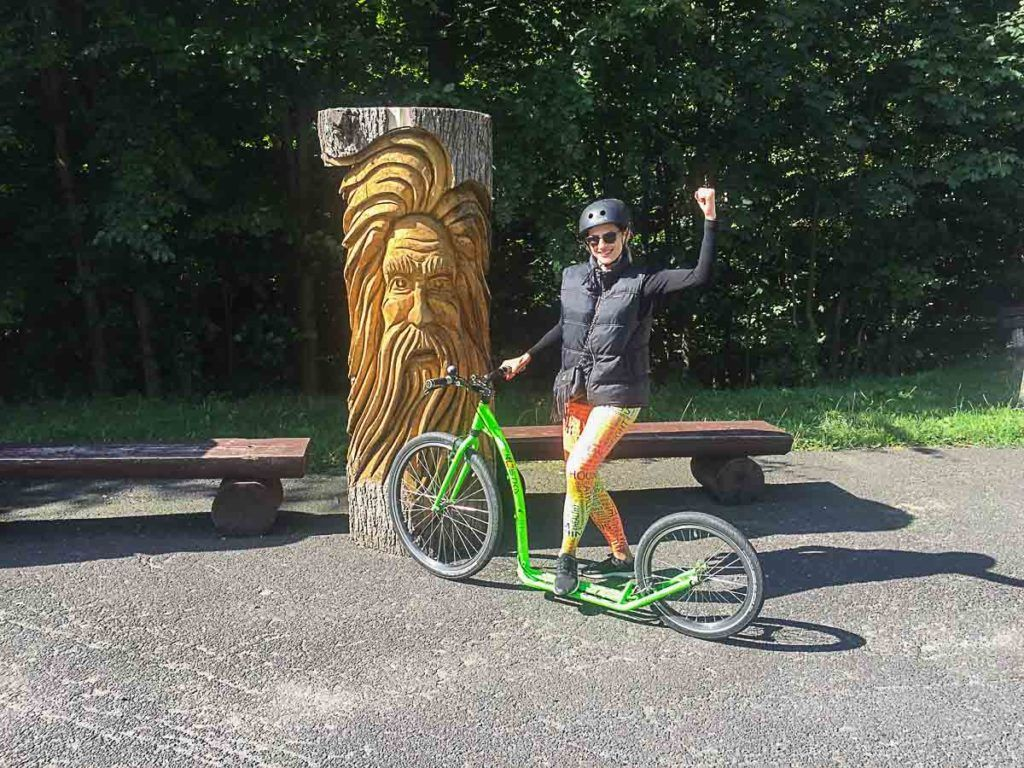 Be careful and enjoy the ride. Have fun around Ostrava, Czech Republic.
