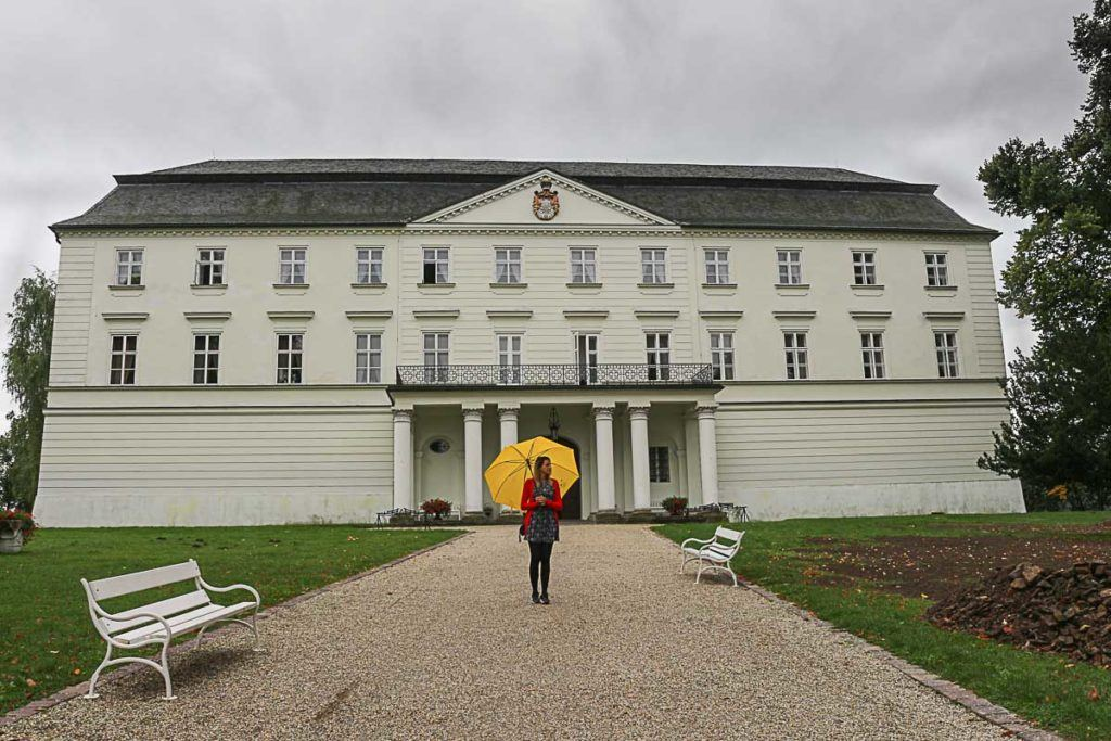 The Hradec nad Moravici Chateau is beautiful and one of the places you must visit in Ostrava region.