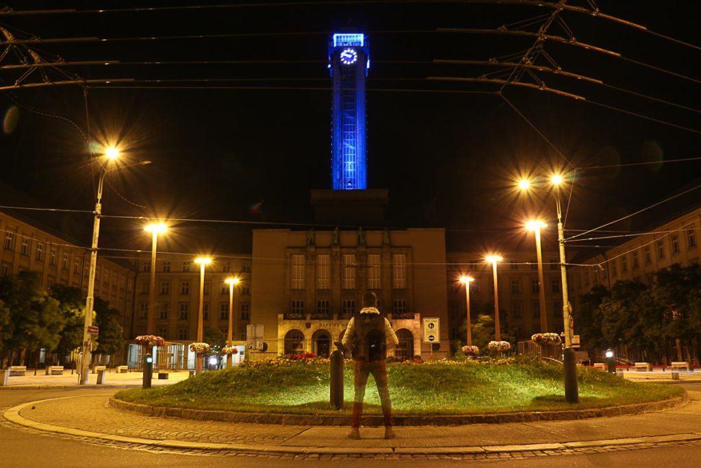 Visitar a torre da nova prefeitura está na lista do que fazer e Ostrava pois lá de cima é possível admirar toda a cidade.