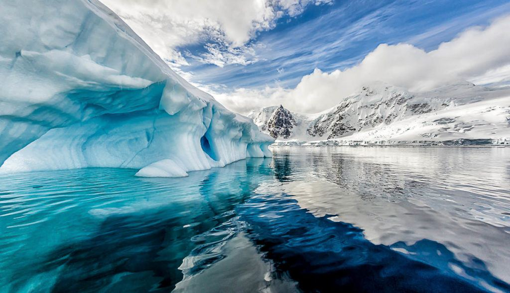 Did you know there is fresh water in Antarctica?