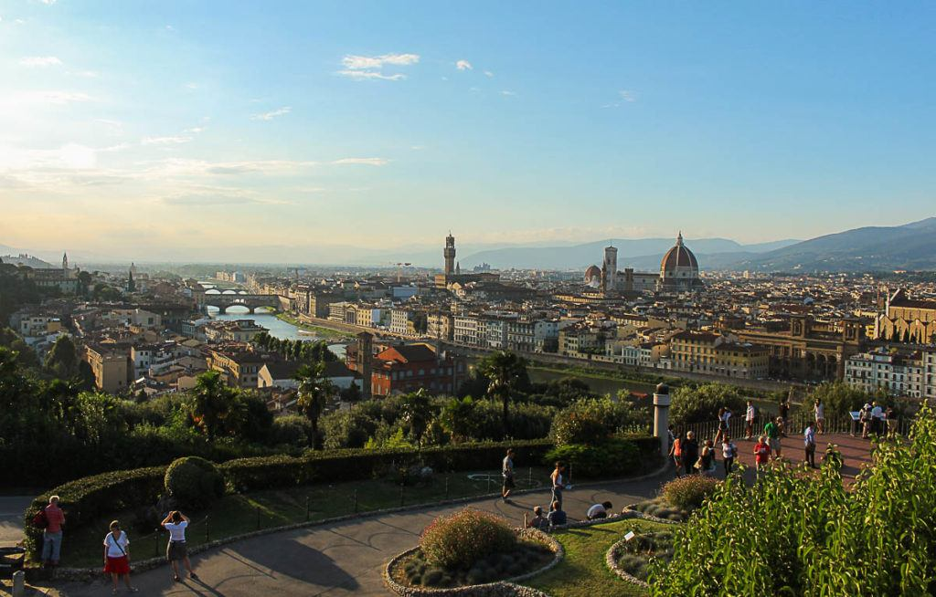 Florence breaths art! It's a incredible destination you can't miss in Italy.