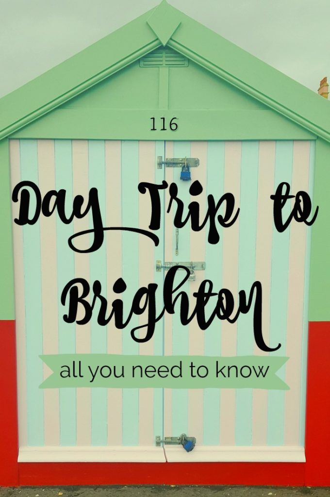 Make the most of your Brighton Day trip. Here is our list of things to do in Brighton, where to eat and what to see. It's the perfect Brighton one day itinerary and if you decide to stay longer we also give you some good recommendations on where to stay in Brighton, UK. #brighton #UK #dayinbrighton #brightonhotel #brightonthingstodo