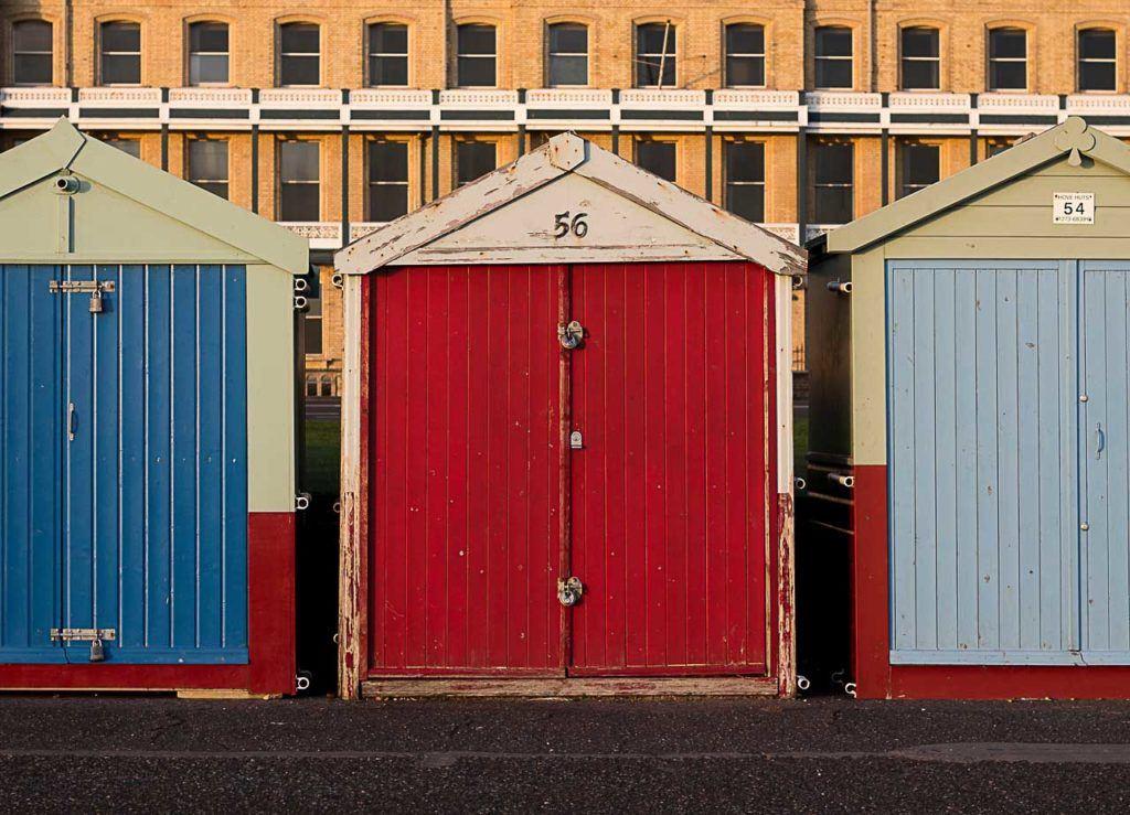 Sua viagem a Brighton será repleta de cores e lugares interessantes.