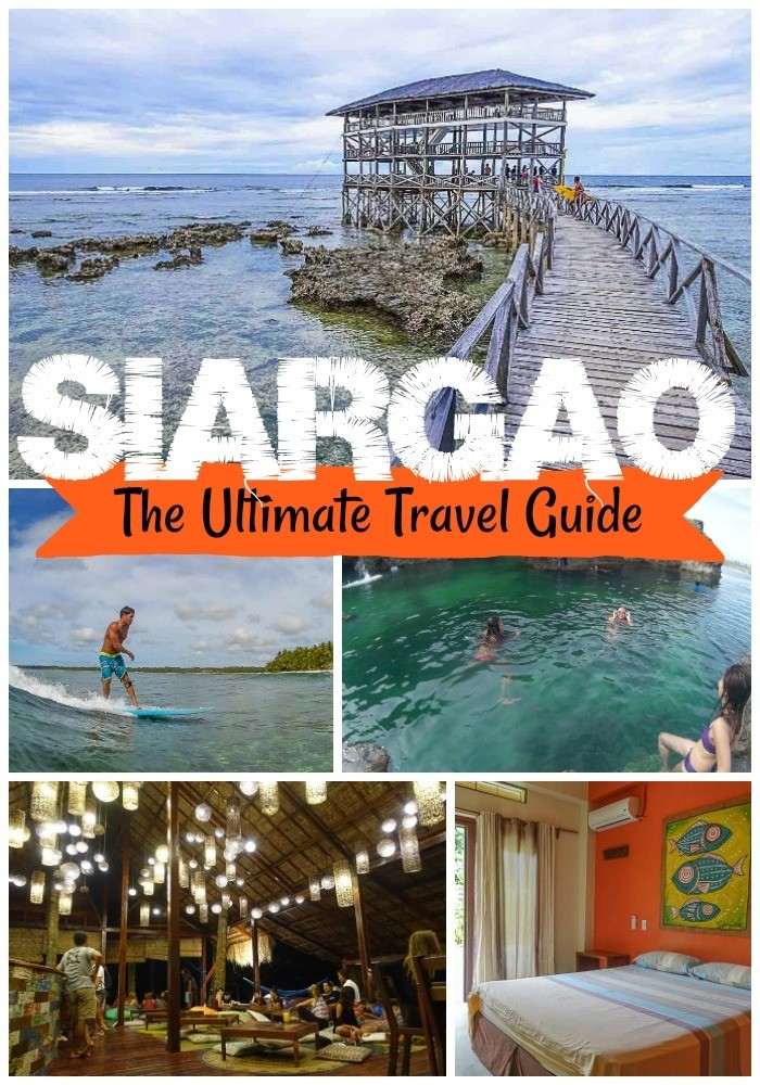 Siargao is the Philippines' ultimate surf paradise. But more than that, this stunning island is the perfect beach getaway for anyone who wants sun, sea and a relaxing time. Our Siargao Travel Guide has all the info you need, from where to stay in Siargao, things to do for surfers and non-surfers. Plus where to eat in Siargao and how to get and around the island. Travel tips and local advice for a perfect summer holiday. #Siargao #Philippines #Siargoaresorts #SiargaoSurf #SiargaoIsland #SiargaoIslandtour