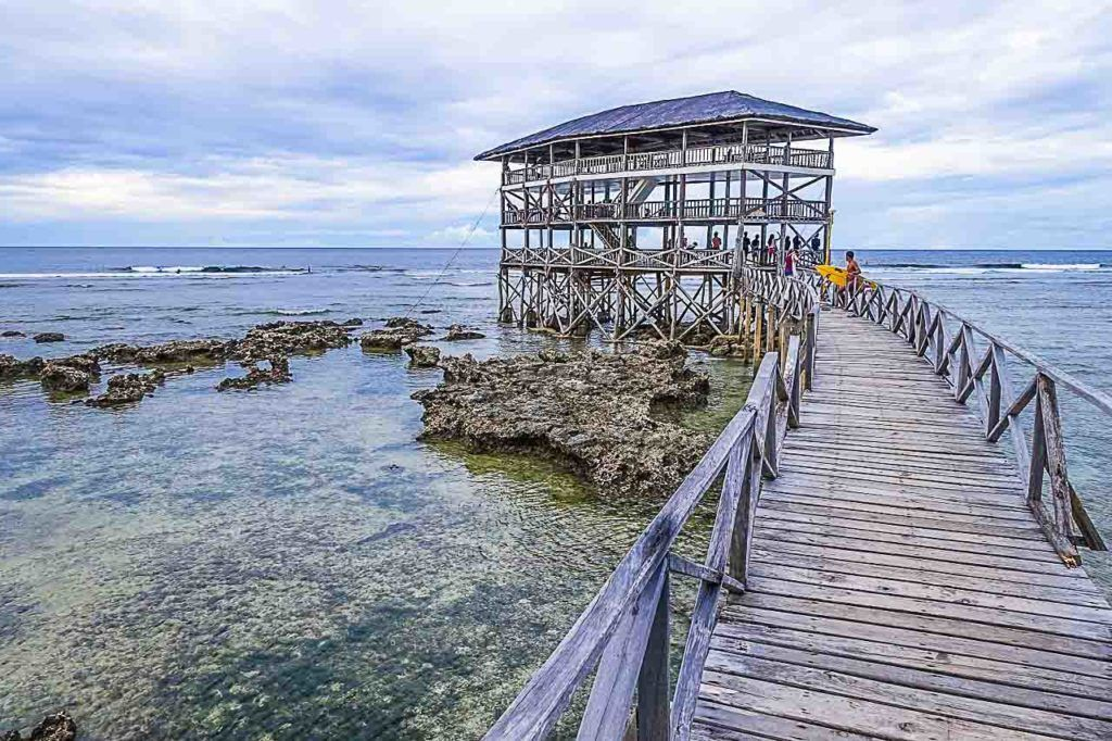Siargao became famous for the Cloud 9 surf spot, but there many more things to do in Siargao, Philippines.