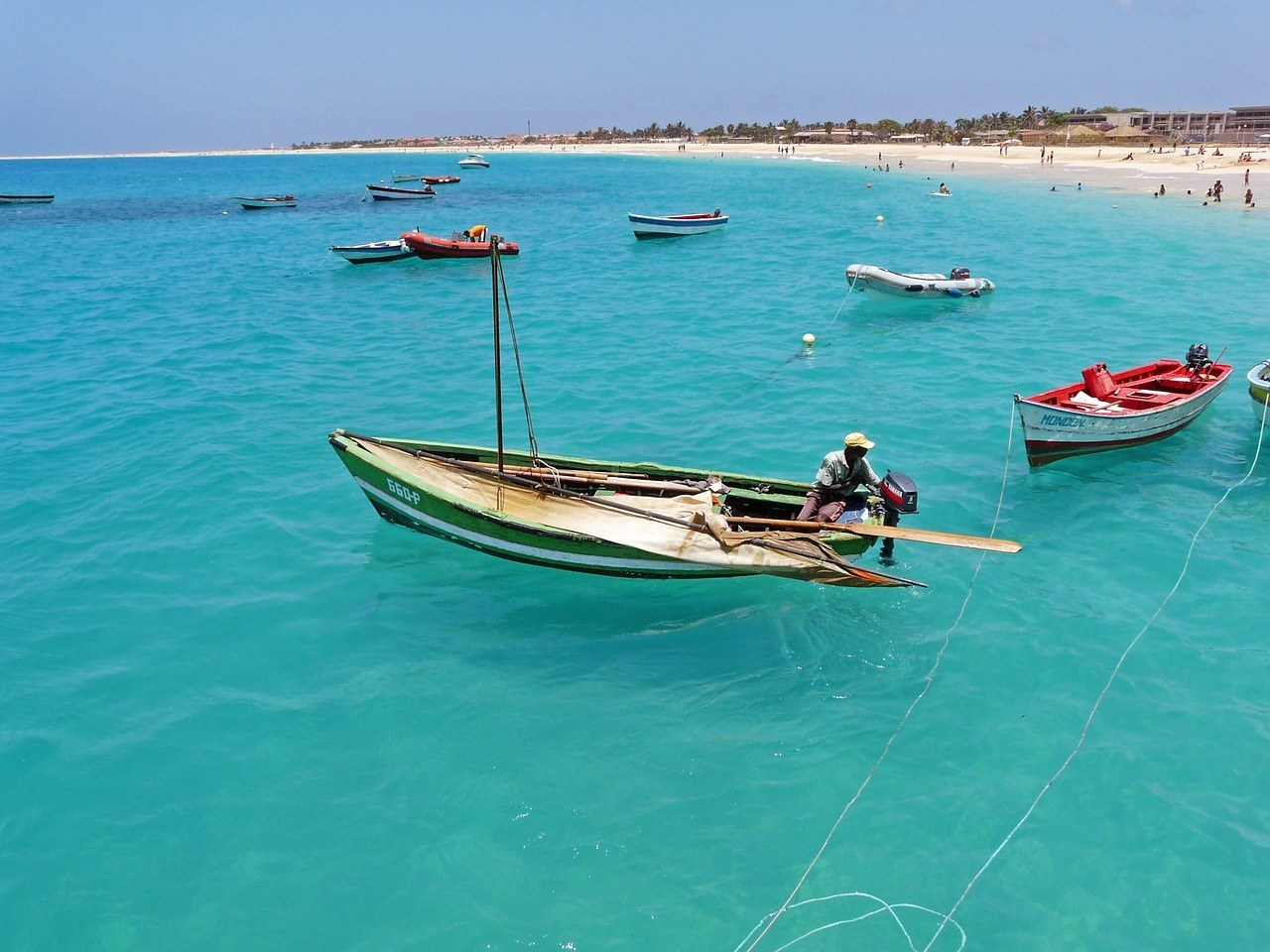 Things to do in Santiago Cape Verde