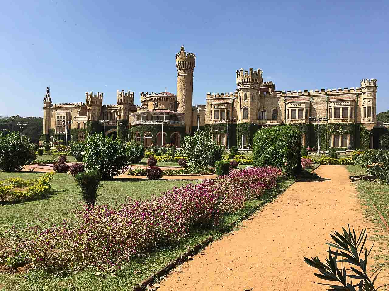 The Royal Palace is one of the must visit places in Bangalore in one day trip, you can't skip it.
