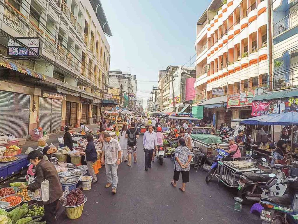 Se você conhecer a verdadeira Tailândia precisa viajar para Hat Yai.