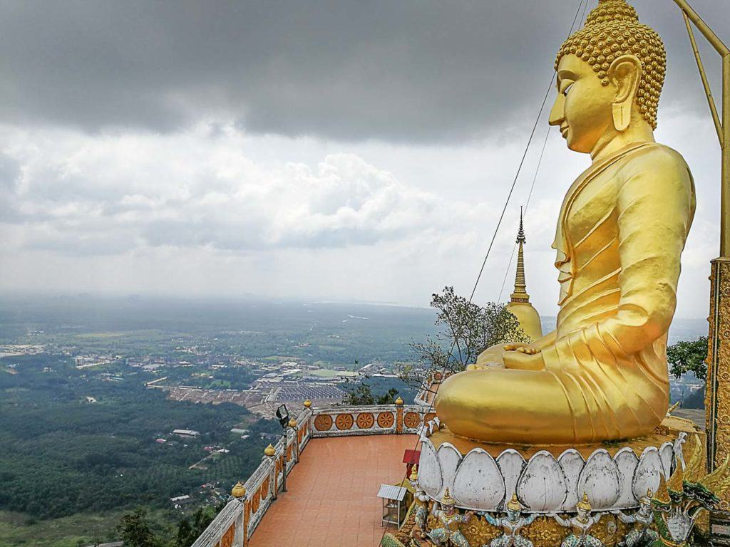 The Big Buddha and the Tiger Temple are some of the top attractions in Krabi Town, and worth a visit even if you are staying in Ao Nang or Railay Beach.