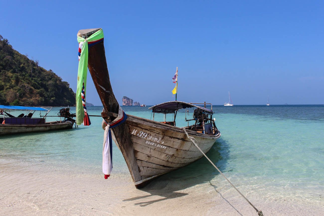Top Things to do in Krabi, Ao Nang and Railay beach in Thailand