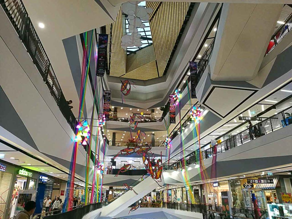 For serious shopping in Hat Yai head to Central Festival shopping mall, it's huge.