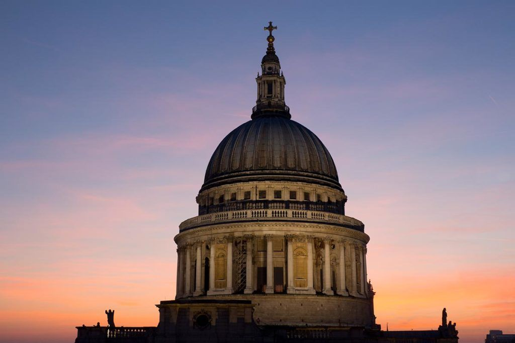 Even spending just one day in London, you must visit St Paul's Cathedral it's one of the top attractions in the City of London.