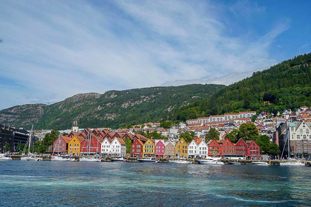 In our Viking Ocean Cruise review, we gonna talk about all the ports we visited and the activities we did. Our Into the Midnight Sun Viking Cruise started in Bergen, Norway.