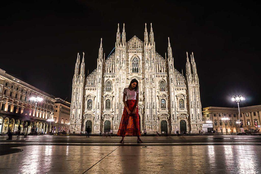 Super guia de do que fazer em Milão, atrações, melhores hotéis, onde comer bem e fazer compras.