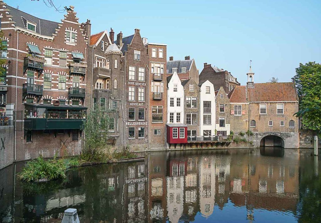 Add Delfshaven to your Rotterdam itinerary and discover the old charm of the city.