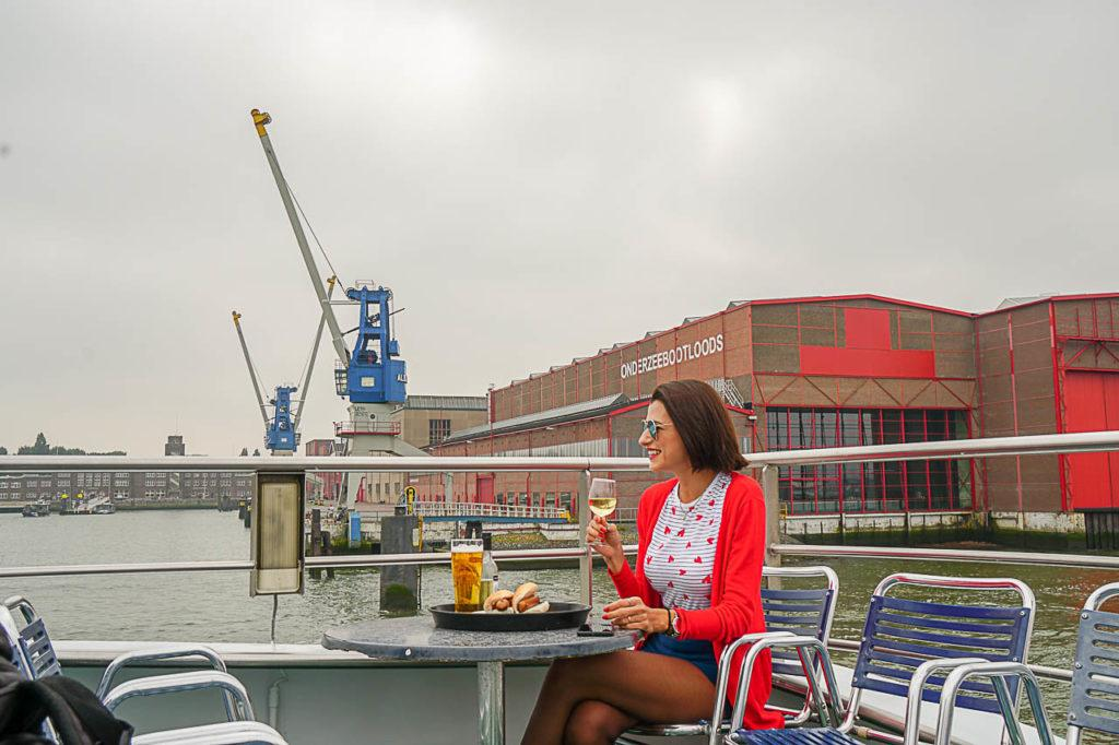 We chose to go on Rotterdam Port Tour by Spido Tours and love every second of it.
