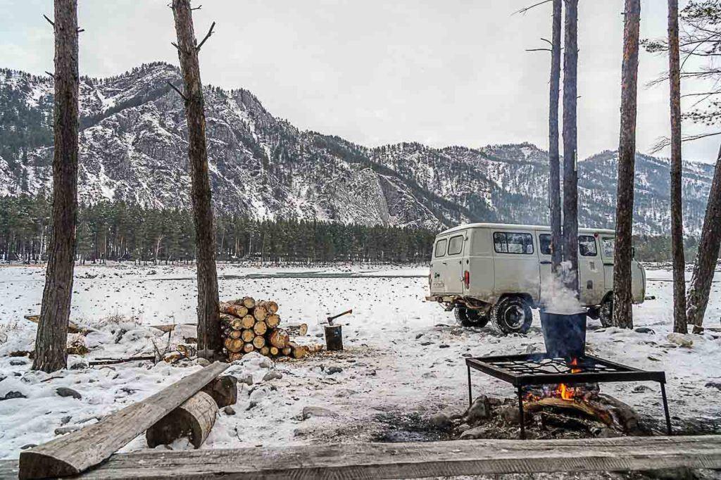 A Sibéria é um lugar mágico, um destino de viagem perfeito para quem gosta de natureza e aventura na neve.