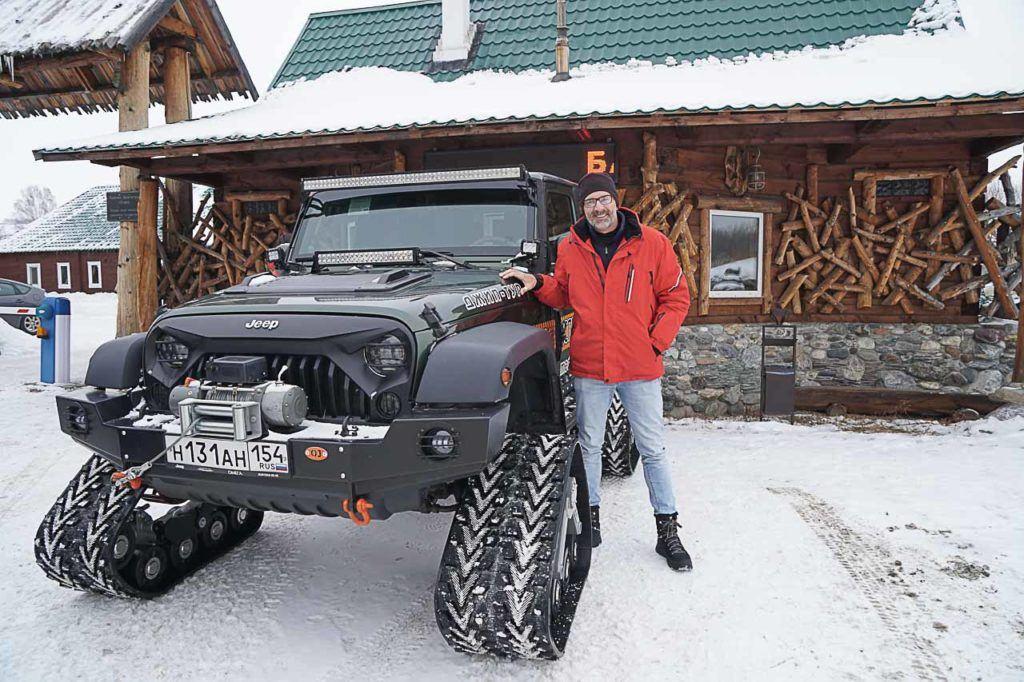 Viajar na região de Altai não é fácil, mas se você contratar um bom guia ou dirigir, a diversão é garantida.
