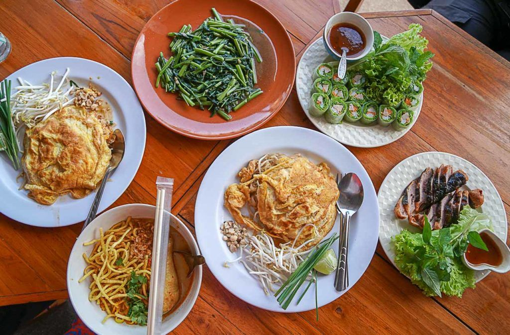 On our day trip to Chiang Rai, I tasted the best Khao Soi ever.