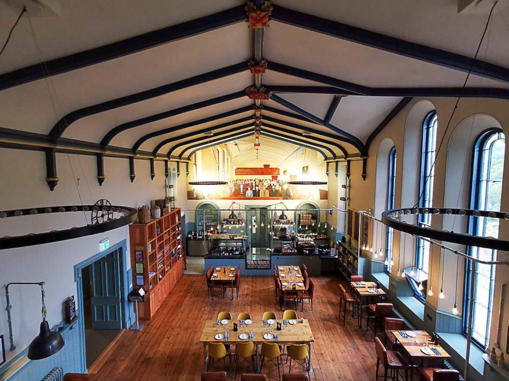 Quando o assunto é comer bem, um dos melhores restaurantes em Dornoch é o The Courthouse Café.