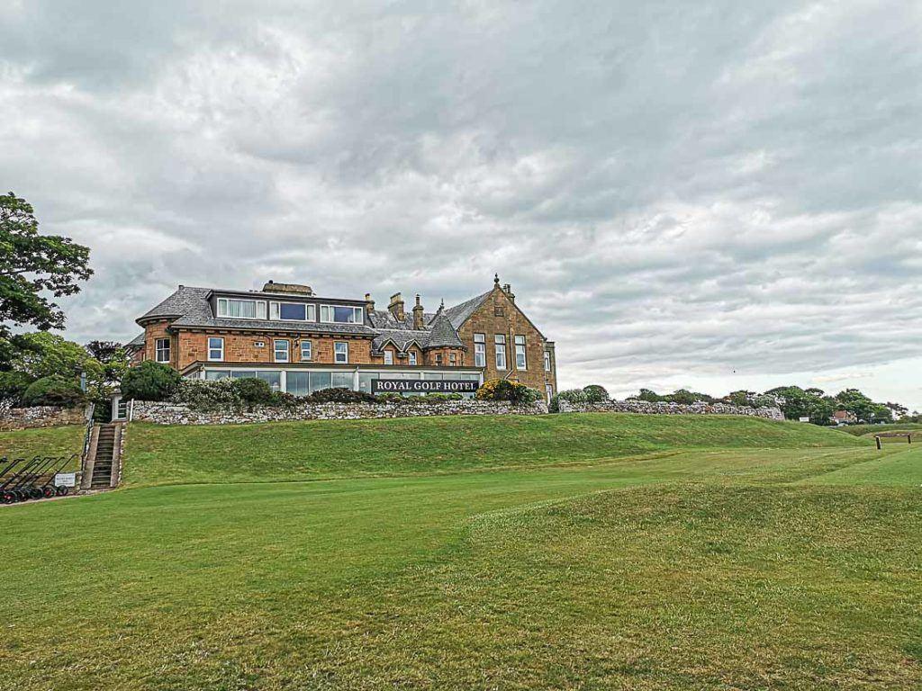 Royal Dornoch Golf Club is a top accommodation in Dornoch, Scotland.