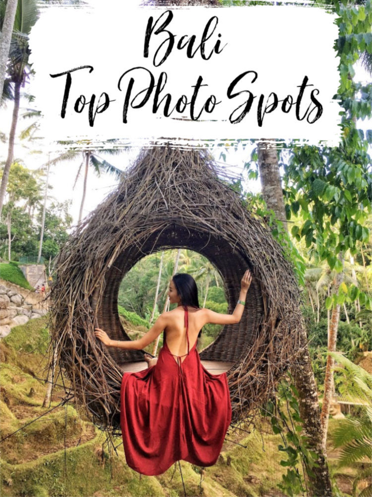 Traveling to Bali and want to know where to take the best pics? We got you covered! Use our insider tips to discover where to take the best shots in Bali and how to get those Instagram inspired photos.