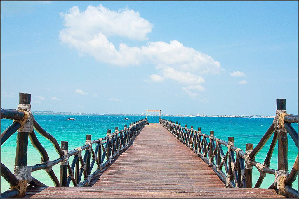 Did you know that Tanzania has amazing beaches?