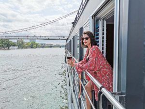 Rhine river cruise review