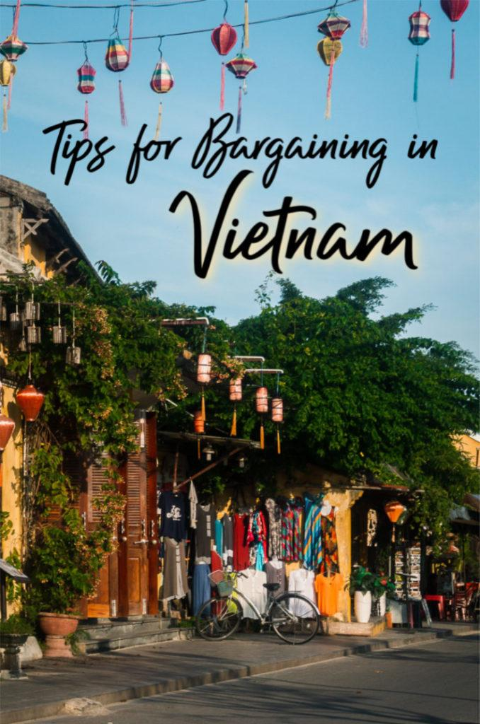 Vietnam is a shopping paradise and you can find anything there. However, to get the best prices and goods you must be able to bargain in Vietnam, which is not an easy task for many travelers. That's why we put together some useful tips to help you get your hands on bartering and enjoy your shopping adventures in #Vietnam's endless markets and street shops.