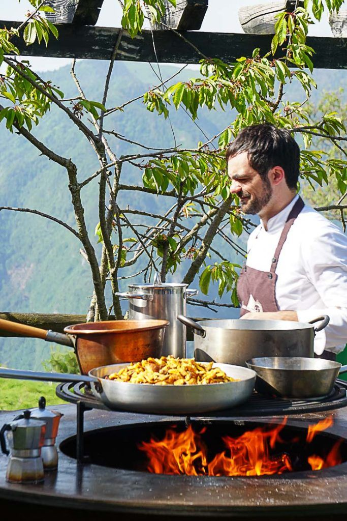 What to eat and do in Alpe Cimbra.