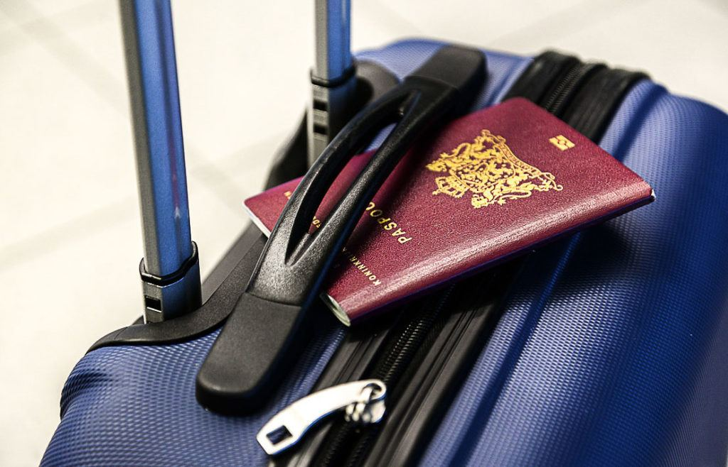 Got your ESTA for US travel? Pack your suitcase, get passport and go.