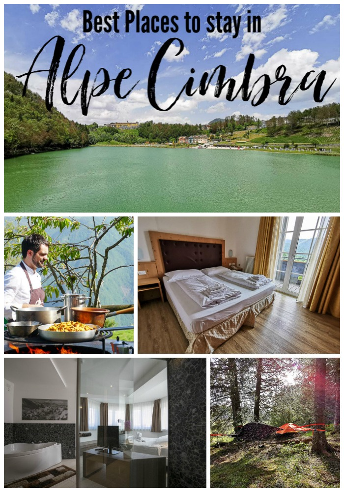 Here is a list of the best places to stay in Alpe Cimbra - Italy, with hotels in the main towns: Folgaria, Lavarone, and Luserna. Discover where to stay and Alpe Cimbra in the Winter and Summer, from luxury hotels to budget accommodation and apartments. #Italy #AlpeCimbra #Italyhotels