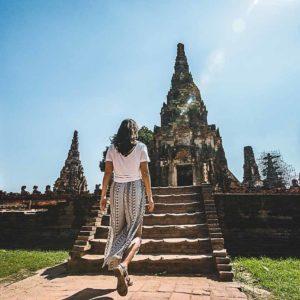 Ayutthaya day trip from Bangkok.