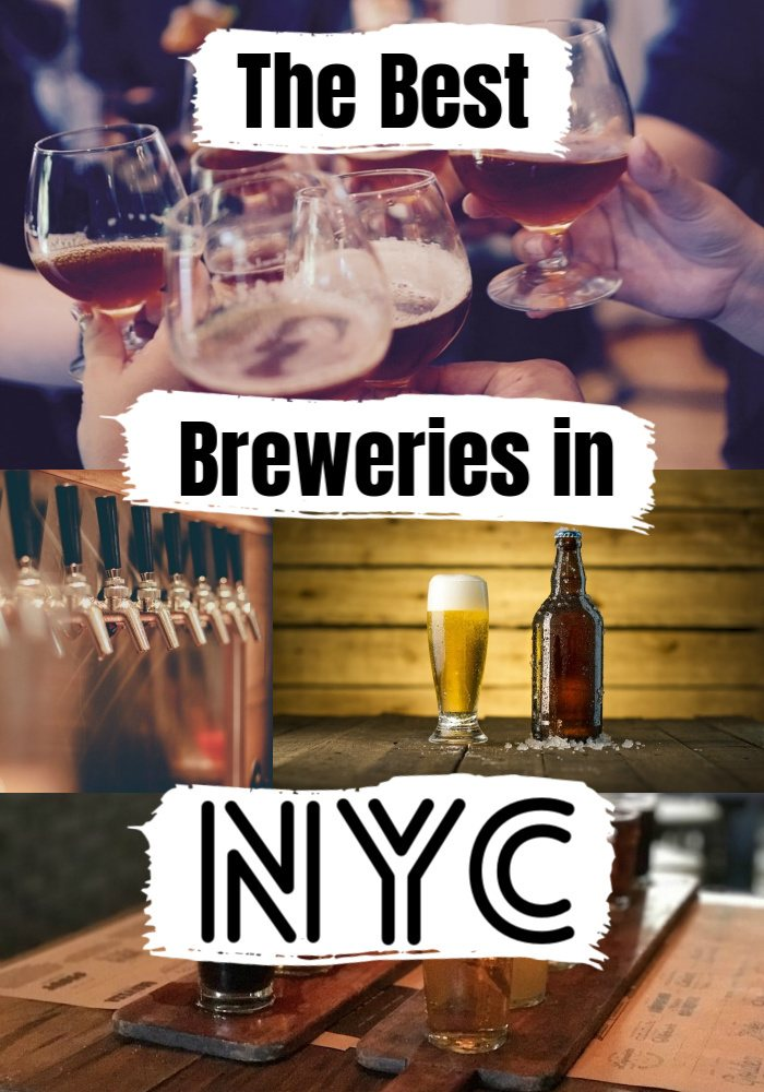 Get your beer fix here. We listed 12 of the best breweries in New York City, US. From local friendly pubs to industrial style bars that offer the best beers from NYC and from abroad. Tasting tours, family bars, and even a dog-friendly brewery in NYC, we have it all. Choose your favorite ones and go for a brewery hopping in the Big Apple. #breweriesinnyc #bestbreweriesnyc #bestbreweriesinnewyork #nycbeer