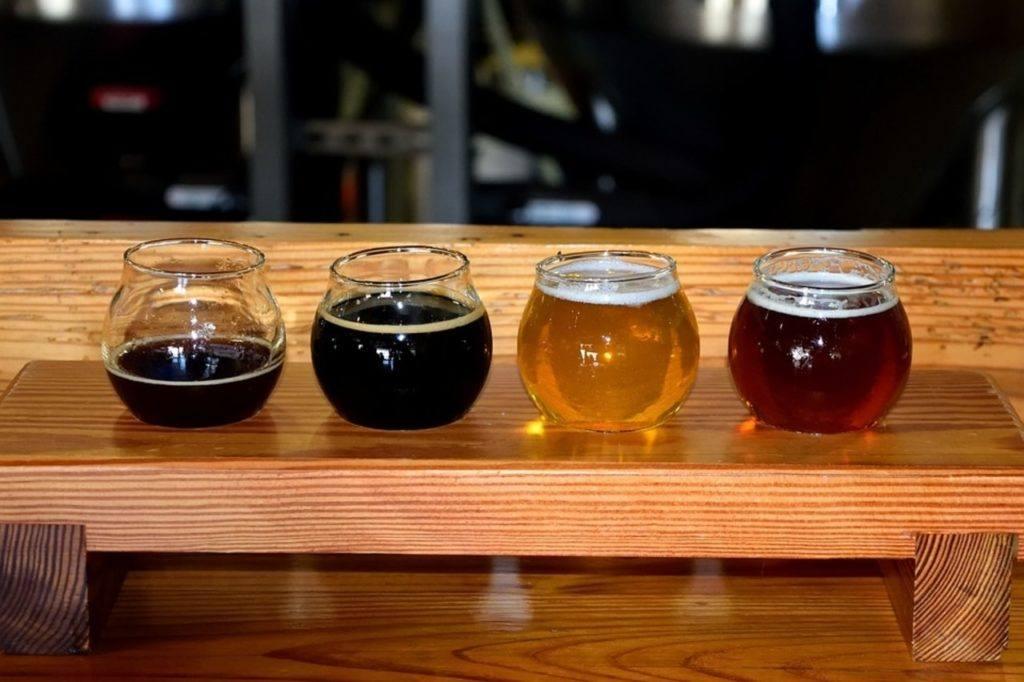 A Kings County Brewery é uma das cervejarias mais legais de Nova York.
