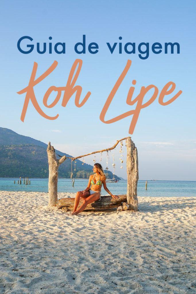 Super guia do que fazer em Koh Lipe na Tailândia. Uma lista completa com as atividades e passeios para fazer em Koh Lipe, incluindo snorkel e mergulho. As melhores praias e onde ficar em Koh Lipe, melhores restaurantes e como viajar para o paraíso. Siga as nossas dicas e comece a planejar sua viagem para Koh Lipe agora e curta uma das ilhas mais bonitas da Tailândia. #kohlipe #kohlipetailandia #kohlipepraia #kohlipehotel #kohlipeviagem