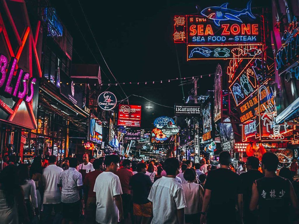 When in Pattaya you can experience its nightlife scene.
