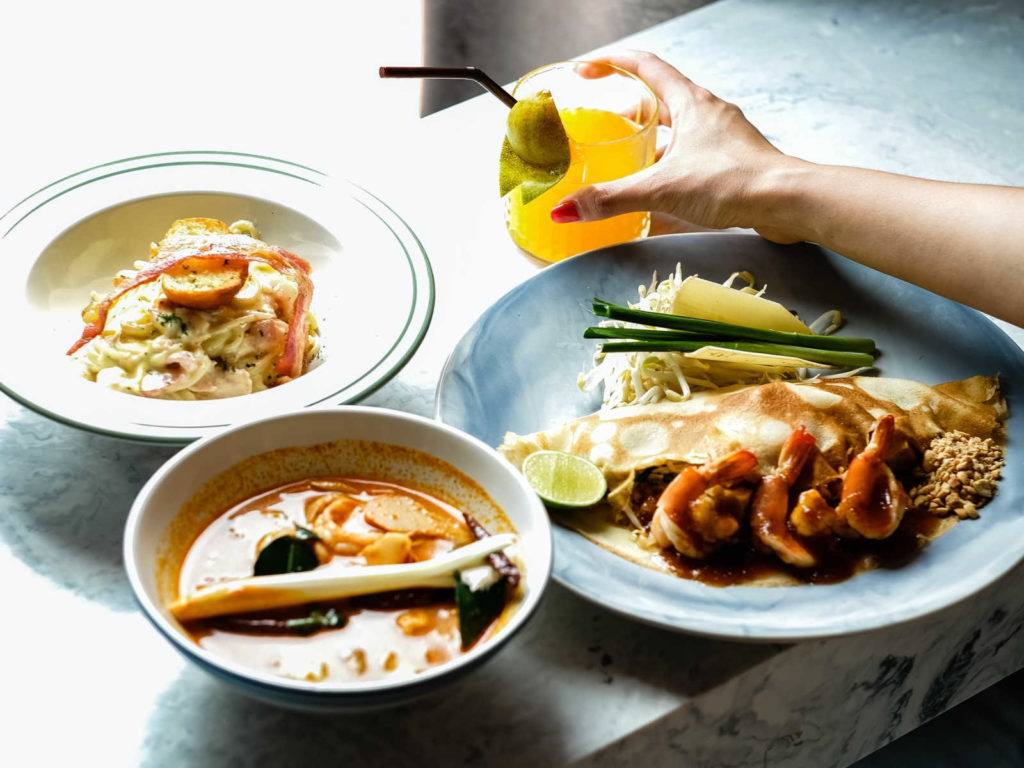 In Pattaya you will find many delicious Thai food.