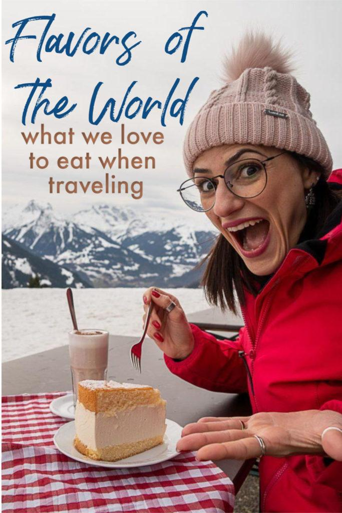 Welcome to Flavor of The World! Here you will find what to eat, where to eat, and recipes from around the world. It's a page full of delicious travel and food tips, plus tasty recipes cooked by us. Enjoy the reading because drooling and stomach growling is guaranteed. #food #foodrecipe #foodtravelideas #foodtours